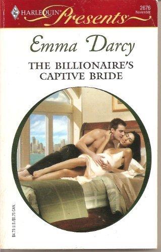 Image of The Billionaire's Captive Bride
