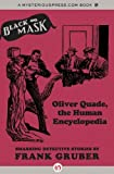 Oliver Quade, the Human Encyclopedia: Smashing Detective Stories (Black Mask)