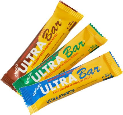 Ultra Sports Ultra Bar Eiweißriegel Schoko 30g