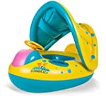 Baby Swimming Rings Fish Float Sunsha...