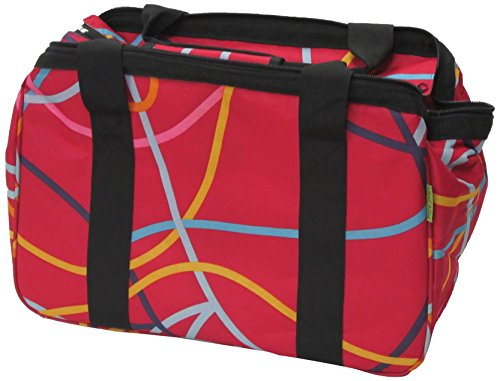 JanetBasket Ribbons Eco Bag, 18 by 10 by 12-Inch from JanetBasket