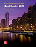 img - for MP Computer Accounting with QuickBooks 2015 with Student Resource CD-ROM book / textbook / text book