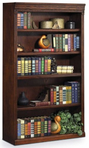Kathy Ireland Home by Martin Furniture Huntington Oxford 5-Shelf 60