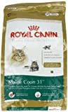Royal Canin Dry Cat Food, Maine Coon 31 Formula, 6-Pound Bag