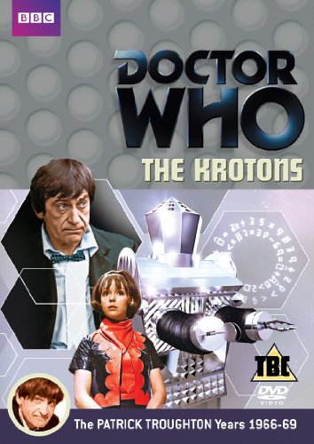 Doctor Who - The Krotons [DVD]