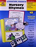 img - for Literature Pockets: Nursery Rhymes, Grades K-1 book / textbook / text book