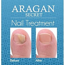 Aragan Secret Oil - Nail Treatment Marrocan Aragan Oil