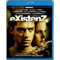 Existenz [Blu-ray]