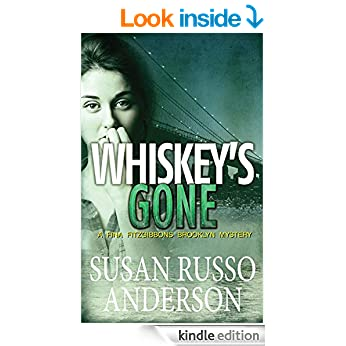 whiskeys gone book cover