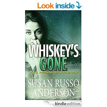 whiskeys gone book cover