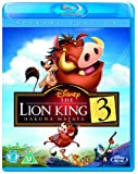 The Lion King 3: Hakuna Matata [Blu-ray] [Region Free]