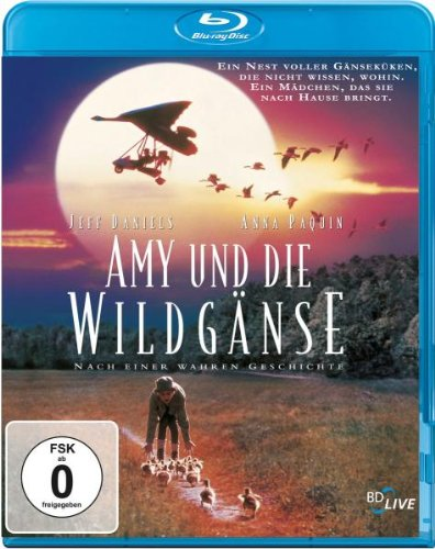 Amy und die Wildganse [Blu-ray] [Import allemand] Sony Pictures Home Entertainm