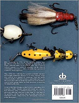 Fishing lure collectibles vol 1 an identification and for Vintage fishing lure identification