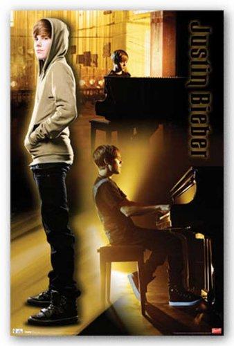 justin bieber guitar poster. Justin Bieber Poster - Guitar