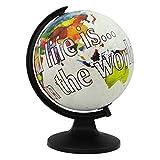 """Decorativo desktop giratoria del globo del mundo Cita Globos de tabla de la oficina Decoración 11.3"""""""