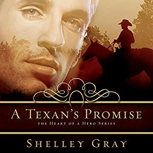A Texan's Promise Audiobook