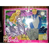 Barbie Fashionistas Outfit Collection - Barbie And Ken Party Time