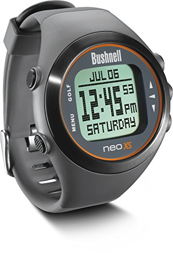 Bushnell Neo XS Golf Telemetro GPS, Grigio