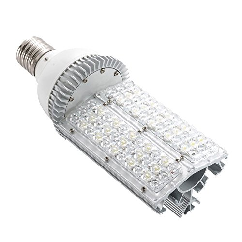 Generic E40 30W Energy Saving High Power Corn Light Bulb Lamp, 180 Degree Beam Angle, No Flicker, Suitable For Street Light, Garden Light, Park Light, Landscape Light