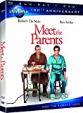 Meet the Parents    [Blu-ray + DVD] (Bilingual)