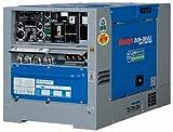 Denyo (デンヨー) ディーゼルエンジン溶接機 DLW-200x2LS 超低騒音型