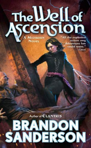 The Well of Ascension: Book Two of Mistborn by Brandon Sanderson