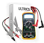 ULTRICS� Digital LCD Multimeter Voltm...
