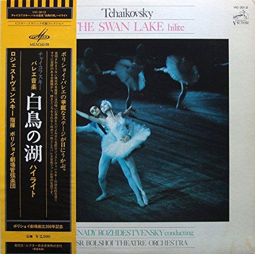 TCHAIKOVSKY チャイコフスキー バレエ音楽『白鳥の湖』ハイライト [12