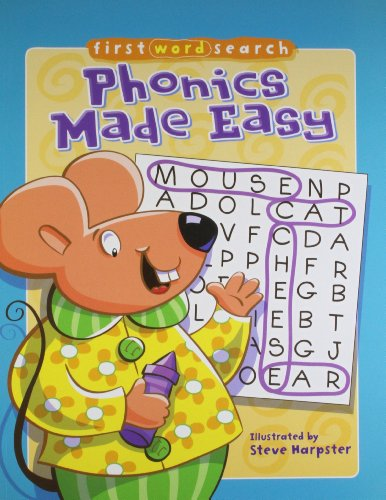 First Word Search: Phonics Made Easy (Phonics Made Easy compare prices)