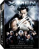 echange, troc X-men trilogie + Wolverine
