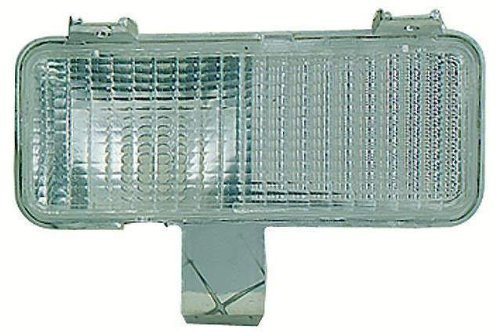 Depo 332-1604R-US Chevrolet/GMC Passenger Side Replacement Parking/Signal Light Unit Style: Passenger Side (RH)