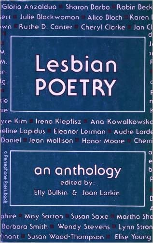 Lesbian Poetry: An Anthology