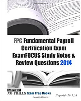 FPC Flashcards [with FPC Practice Questions]