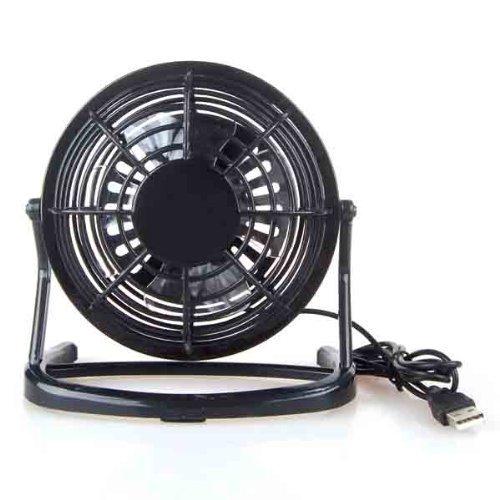 Neewer Mini Portable Super Mute Laptop/Pc Usb Cooler Cooling Desk Fan front-589776