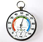 Climate Buddy Thermometer-Hygrometer...