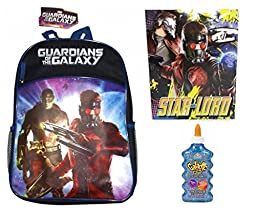 Guardians of the Galaxy Back to School Backpack Bundle (3 Pieces)