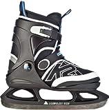 K2 Sports Merlin Jr Ice black-white, 29-34
