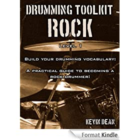 Drumming Toolkit Rock Level 1 (English Edition)