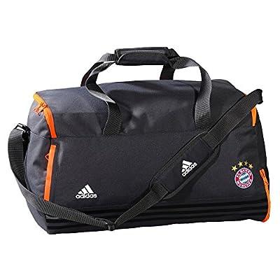 2016-2017 Bayern Munich Adidas Team Bag (Solid Grey)