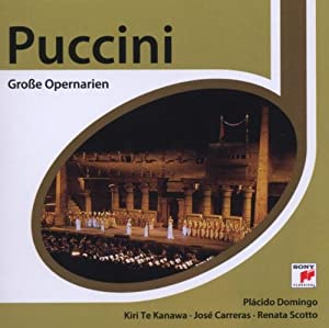Puccini: Große Opernarien