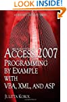 Access 2007 Programming by Example wi...