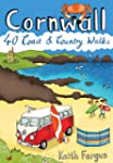 Cornwall : 40 Coast & Country Walks (...