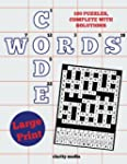 Large Print Code Words: 100 new code...