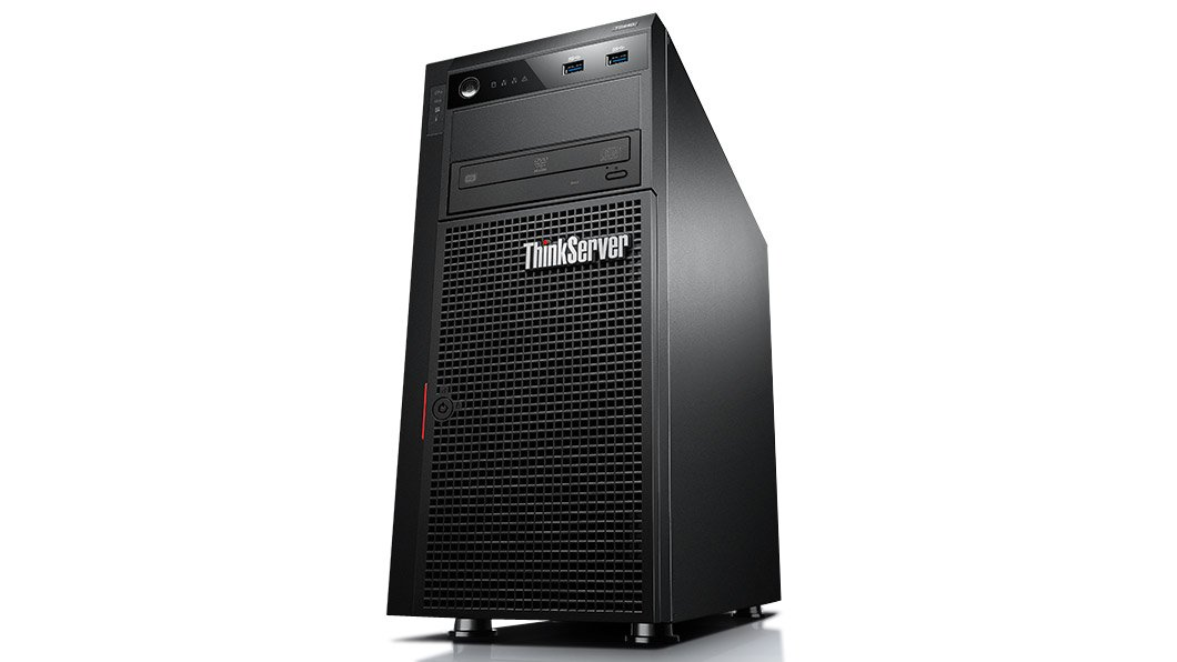 Lenovo ThinkServer TS440 70AQ0009UX E3-1225 4GB Tower Server Desktop Computer PC
