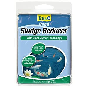 TetraPond Sludge Reducer Block, 4-Count