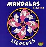 Licornes-Mandalas--colorier