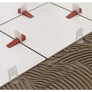 Planfix Raimondi RLS Kit de base pour nivellement de carrelage: Amazon.fr: Bricolage