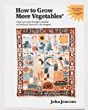 img - for By John Jeavons - How to Grow More Vegetables: Than You Ever Thought Possible on Le (5th Edition) (1995-09-16) [Paperback] book / textbook / text book