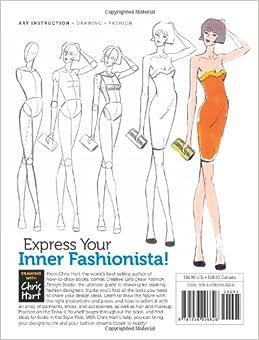 fashion design studio learn to draw figures fashion