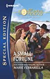 img - for A Small Fortune (The Fortunes of Texas: Southern Invasion) book / textbook / text book